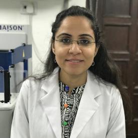 Dr. Dhruti Manek